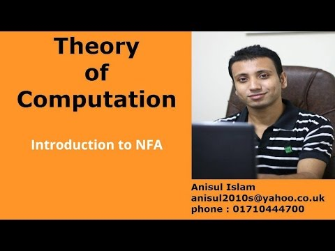 Theory of computation Bangla tutorial 55 : Introduction to NFA