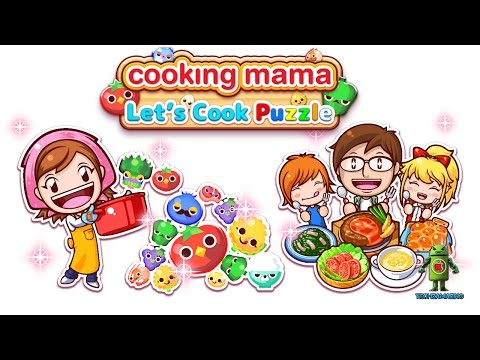 Cooking Mama Let's Cook Puzzle (iOS/Android) Gameplay HD