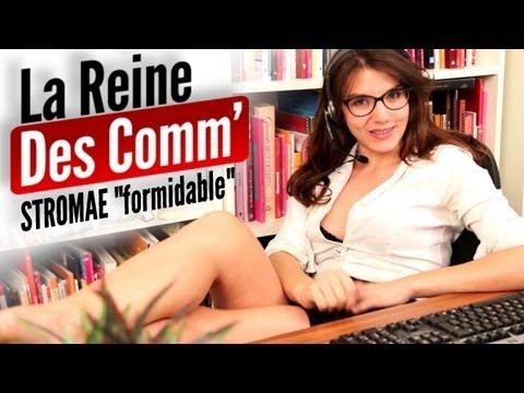 comm - Lolo du Journal de Lolo est vraiment La Reine des Comm'. Premier episode : Stromae - Formidable Le Journal de Lolo : http://www.youtube.com/user/Lejournaldel...