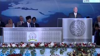 Hurley United Kingdom  City pictures : Kevin Hurley, Police and Crime Commissioner for Surrey UK at Jalsa UK 2014