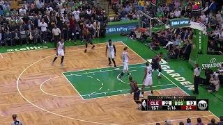 Quarter 1 One Box Video :Celtics Vs. Cavaliers, 5/16/2017