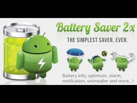 Video of Battery Saver 2