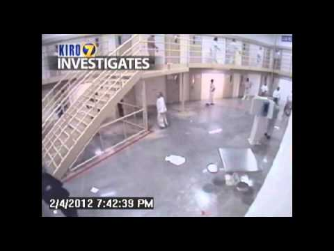 Walla Walla Washington State Penitentiary Prison Riot
