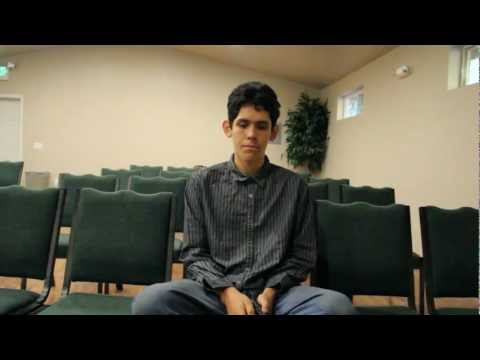 Testimony of a 17 year old coming to know Christ