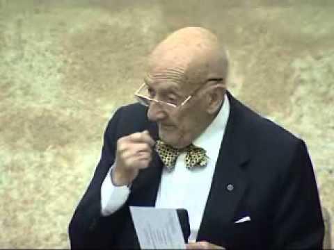 Il saluto del Presidente d'onore del Club dell'Economia Livio Magnani