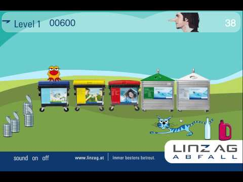 SPS Digital Video - LinzAG Waste