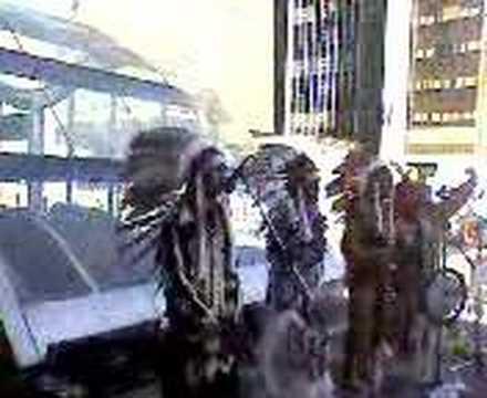 Indios Nativos do Equador - Musica Andina