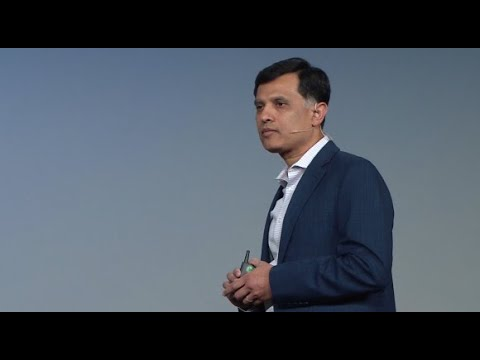 [atm19] Keynote With Ash Chowdappa, Svp Of Wireless Lan & Software