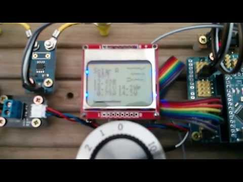 Implementing Arduino MPPT solar battery charger