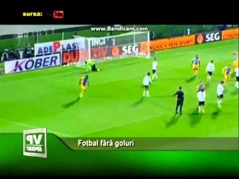 Fotbal fără goluri