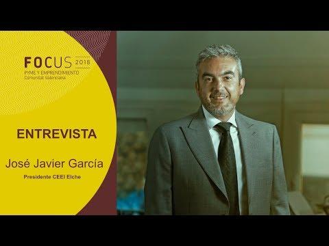 Entrevista Jose Javier García, Presidente CEEI Elche[;;;][;;;]
