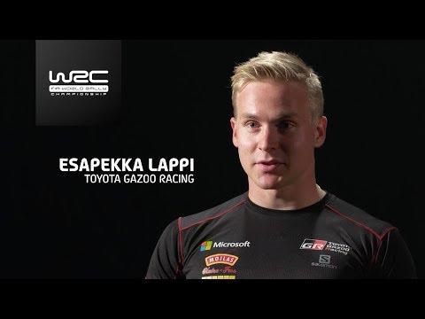 WRC 2017: DRIVER PROFILE Esapekka Lappi