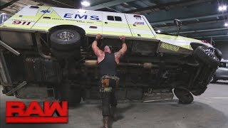 Nonton Braun Strowman Savagely Attacks Roman Reigns  Raw  April 10  2017 Film Subtitle Indonesia Streaming Movie Download