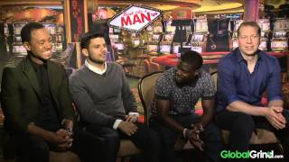 Think Like A Man Too Interview: Fights, Showers & Sequels