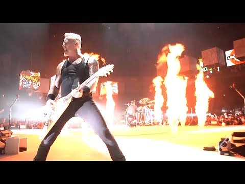 Metallica: Spit Out the Bone (London, England - October 24, 2017)