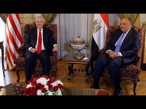 ΗΠΑ και Αίγυπτος ανανεώνουν τη συμμαχία τους
