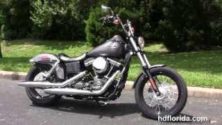 7. 2014 Harley Davidson Street Bob Review