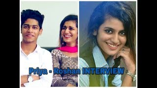 Video Actress Priya p varrier & Roshan interview | oru adaar love | sharing experiences MP3, 3GP, MP4, WEBM, AVI, FLV Maret 2018
