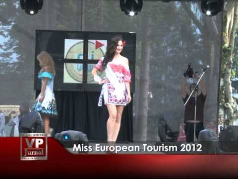 MISS EUROPEAN TOURISM 2012