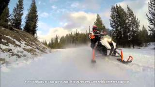 9. Arctic Cat 2017 XF CrossTour Ride Package