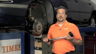 7. Timken Tricks of the Trade - Finding Wheel Hub Torque Specs