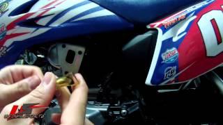 10. Removing TTR-50 Air Filter