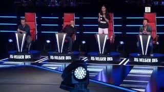 "The Voice 2013 (TV2). Kristian Kristensen med ""Brother"" TV2.no."