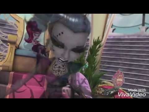 Monster High 13 Wishes Ending Fight