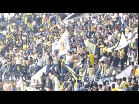Homenaje a Iliana y Jarro // Festejo gol de Andrade [América 3-1 Veracruz, Jornada 6, Apertura 2015 - Ritual Del Kaoz - América