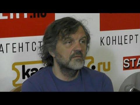 Ο Εμίρ Κουστουρίτσα στην Κριμαία