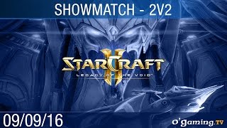 Showmatch 2v2 du 9 Septembre