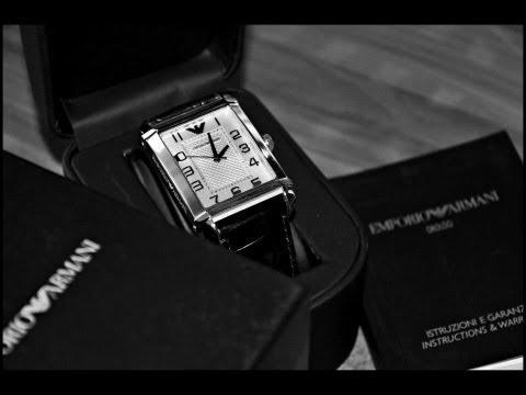 EMPORIO ARMANI AR0486 // Armbanduhr // Analog // Watch // Herren