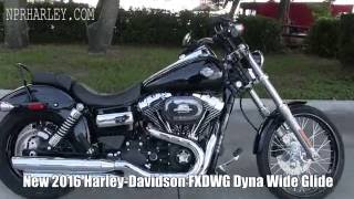 8. 2017 Harley Wide Glide Coming Soon - 2016 Harley Davidson Wide Glide Walk Around