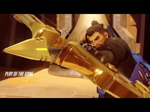 Overwatch Best Moments 32