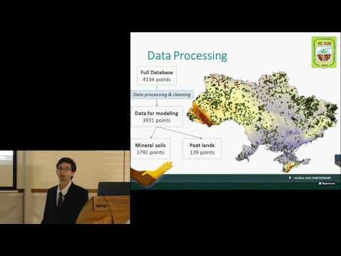 Global Soil Organic Carbon Map Training Preparation, Ukraine – Wageningen (The Netherlands)
