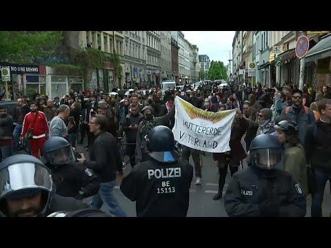 1. Mai in Deutschland: Ganz ohne Demo geht nicht, tro ...