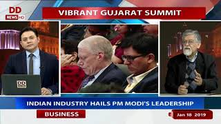 In Focus |   Discussion on India. Land of Vibrant Opportunities