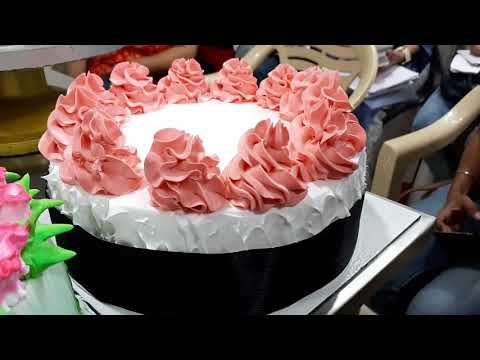 Fresh Cream Cake Class By Om Sai Cooking Classes Call 9325294757 For Online Classes