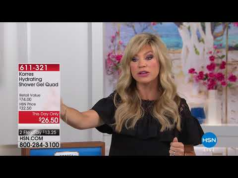 HSN | KORRES Beauty 05.14.2018 - 10 PM