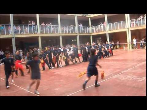 Fiesta de la Educaci�n F�sica en la Escuela 110