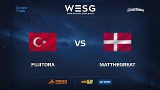 Fujitora vs MatTheGreat, game 2