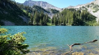 Sandy (UT) United States  city images : Red Pine Lake Hike Sandy Utah (Watch in 1080p)