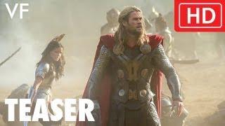 Thor : Le Monde des Ténèbres bande-annonce teaser VF