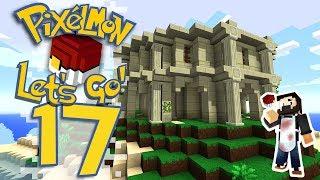 Pixelmon: Let's Go! - EP17 - WHAT A NICE SURPRISE! (Minecraft Pokemon) #PixelmonLetsGo