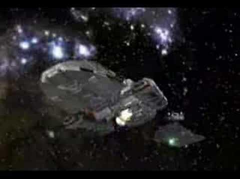 star wars vs star trek ships. Battlestar Galactica Vs Star