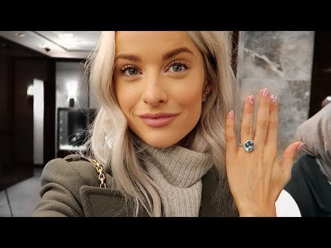 I FELL IN LOVE WITH THIS ENGAGEMENT RING | VLOG 41