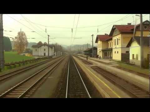 Summerauerbahn - Führerstandsmitfahrt von Linz (Hbf.) nach Summerau