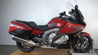 10. BMW K1600 GT