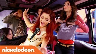 Video Ariana Grande, Victoria Justice & More Sing '5 Fingaz to the Face' 🎤    Victorious   Nick MP3, 3GP, MP4, WEBM, AVI, FLV Oktober 2018