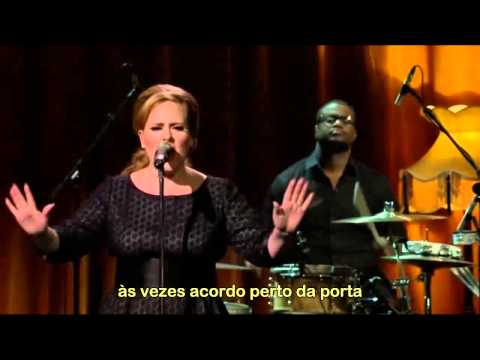 Adele   Set Fire To The Rain Legendado